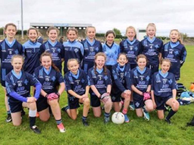 U13 Girls Represent Cilles In Tournament.