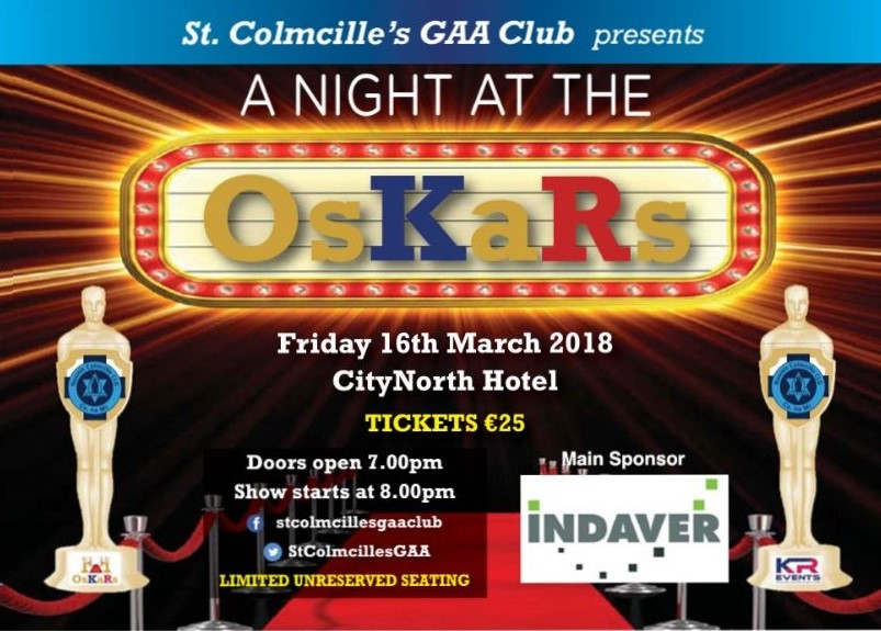 Oskars Tickets Now On Sale