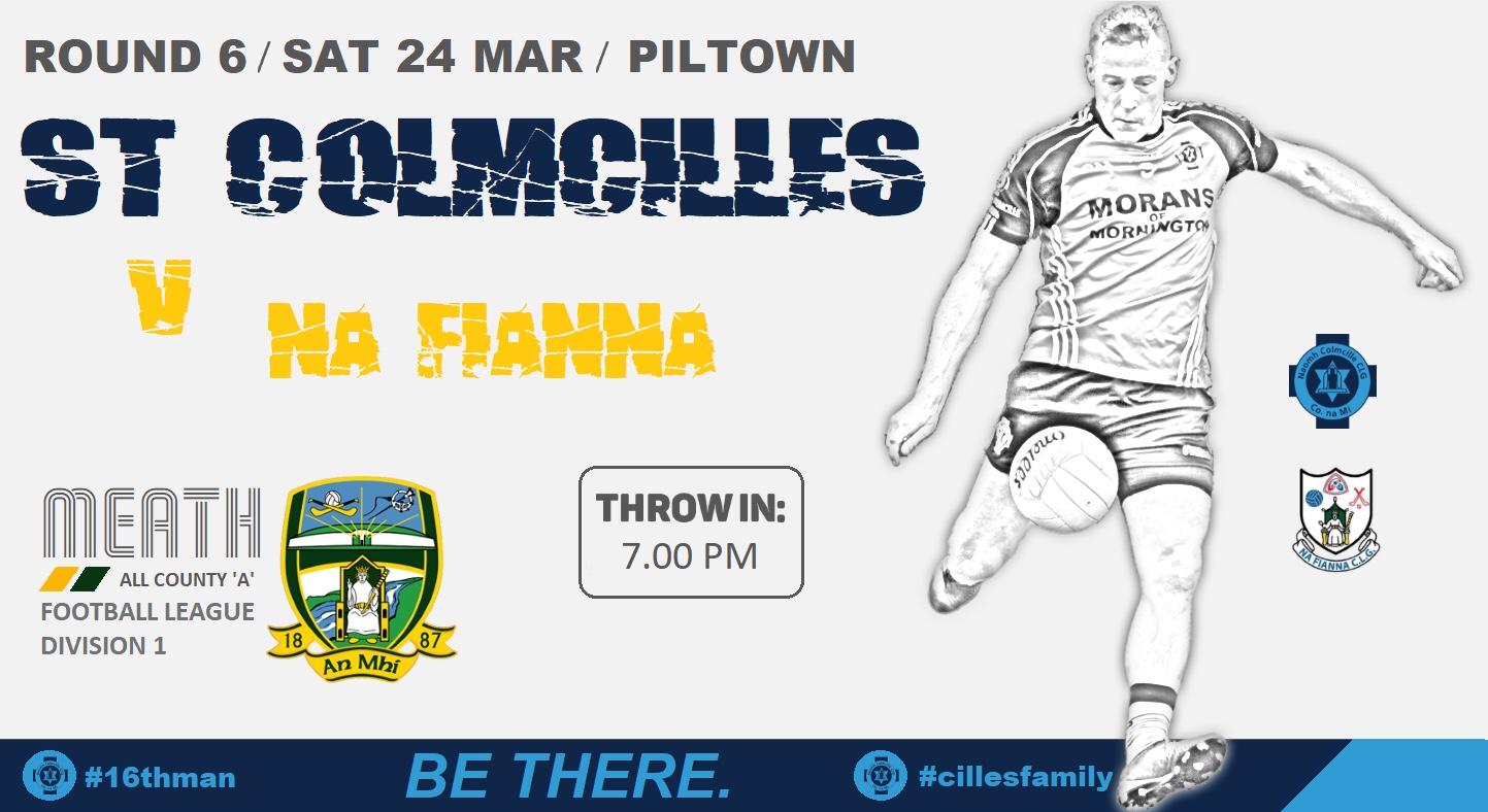 Cilles Seniors Overcome Na Fianna