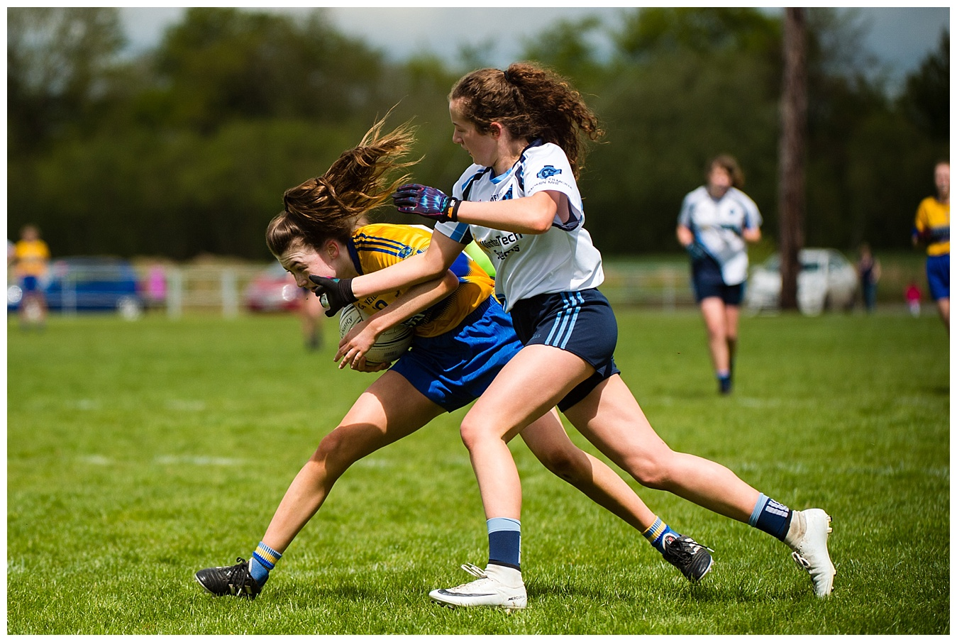 Ladies U16 St Colmcilles – Vs – Seneschalstown (Division 1 Final, Dunganny)