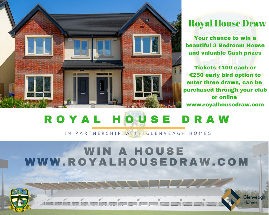 Win A Royal House!