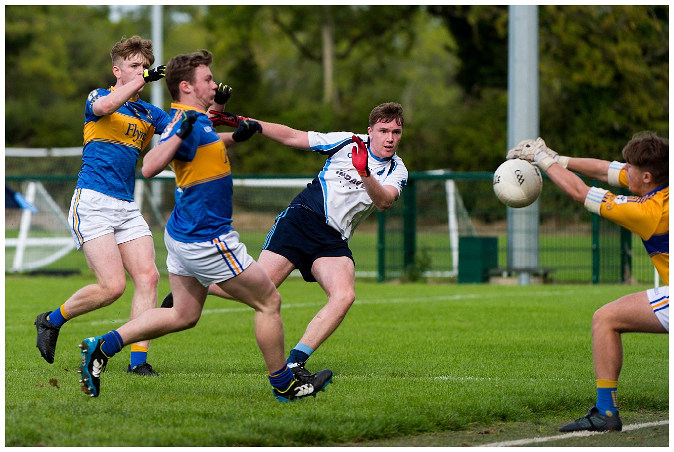 St Colmcilles Minors Vs Ratoath – Minor Championship