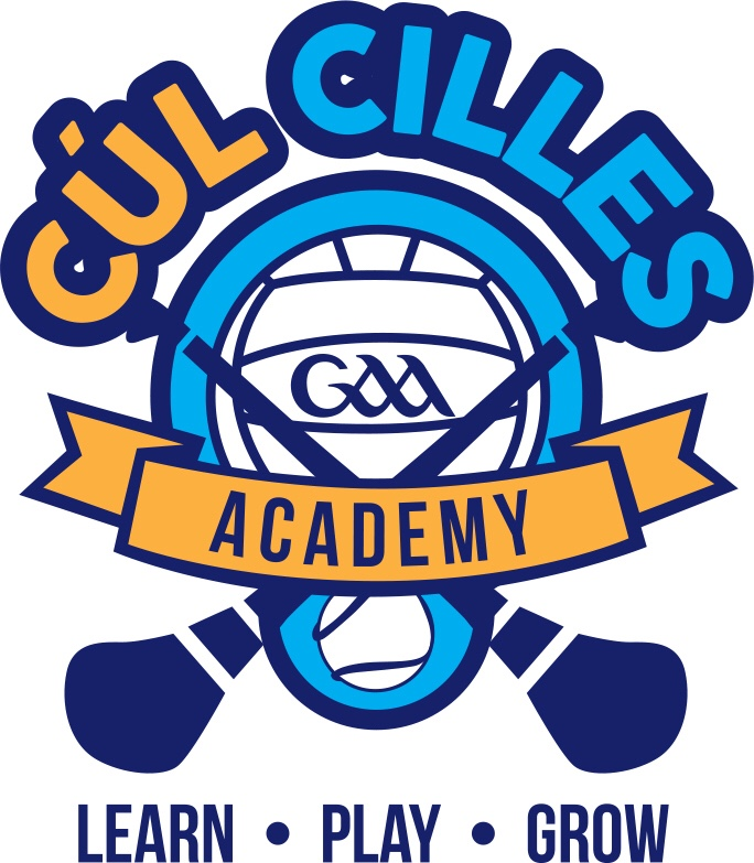 Cúl Cilles Logo English Colour