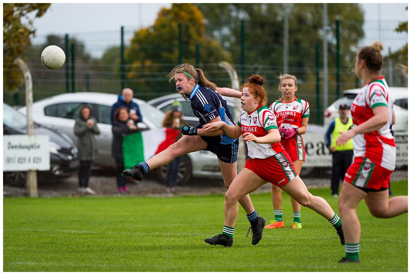 St Colmcilles Ladies Vs Gael Colmcille (Masita Championship Junior C Final)