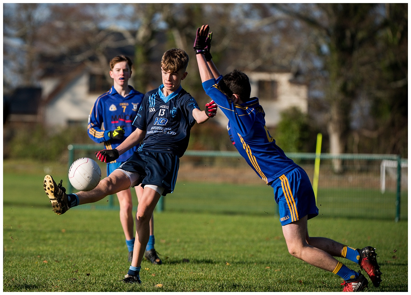 Cilles Overcome Gallant Ratoath – U15