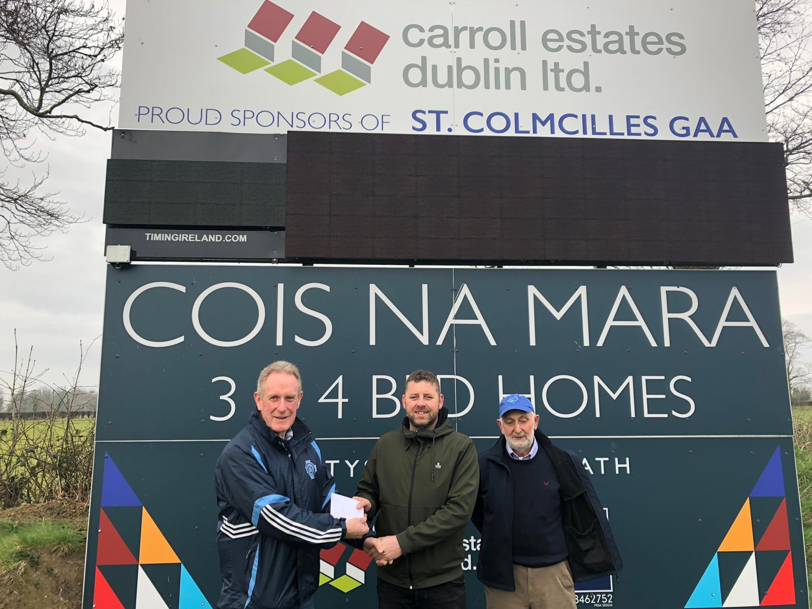 Cois Na Mara Volunteer Of The Month – Sam Madden