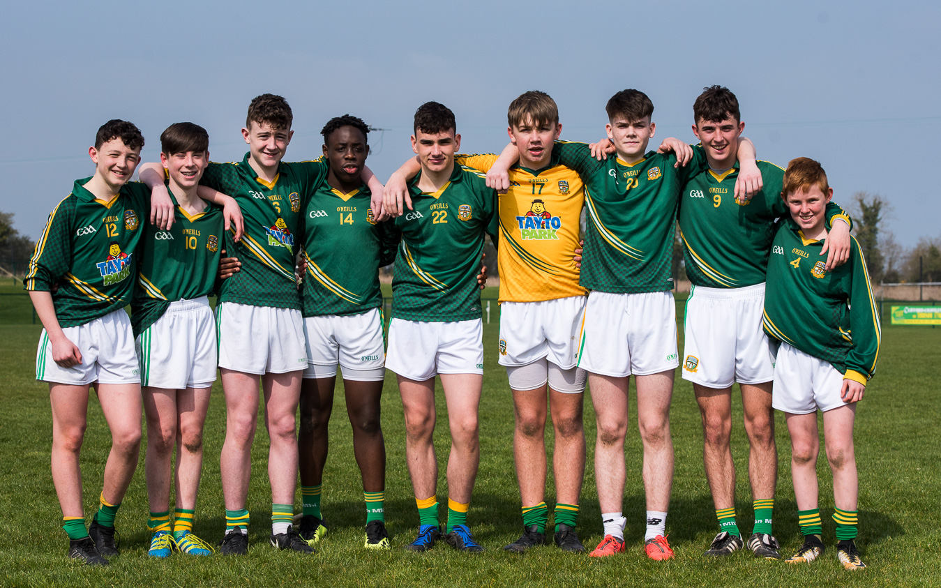 9 Cilles Boys On Meath U15 Development Squad