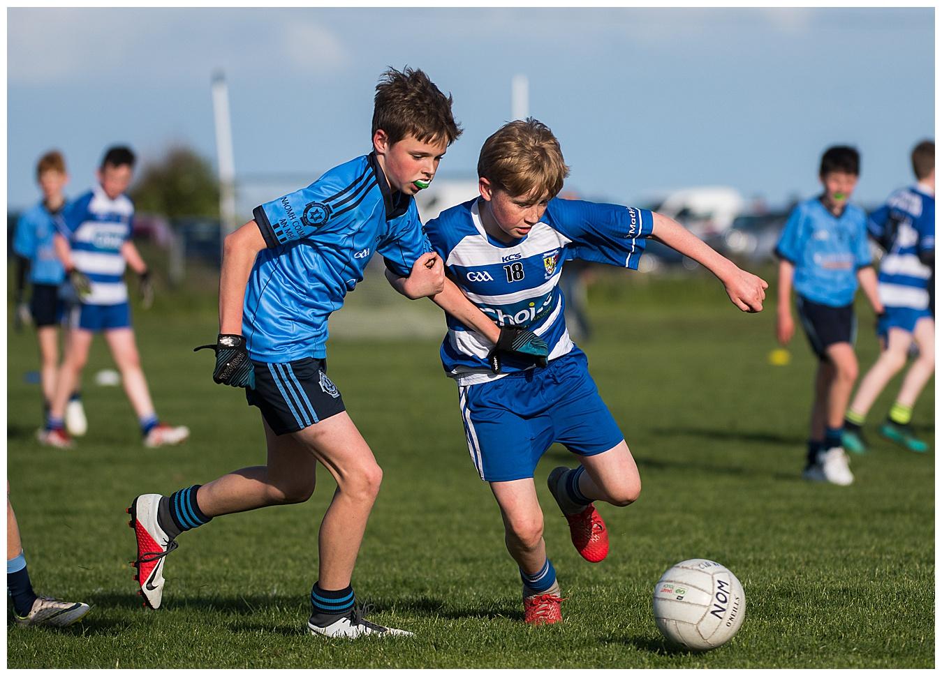 St Colmcilles U12 Boys Vs Navan O'Mahony's