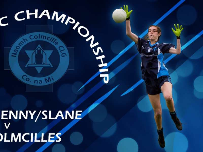 St Colmcilles B Ladies Suffer Heavy Defeat In Opening Round Of The Junior C Championship