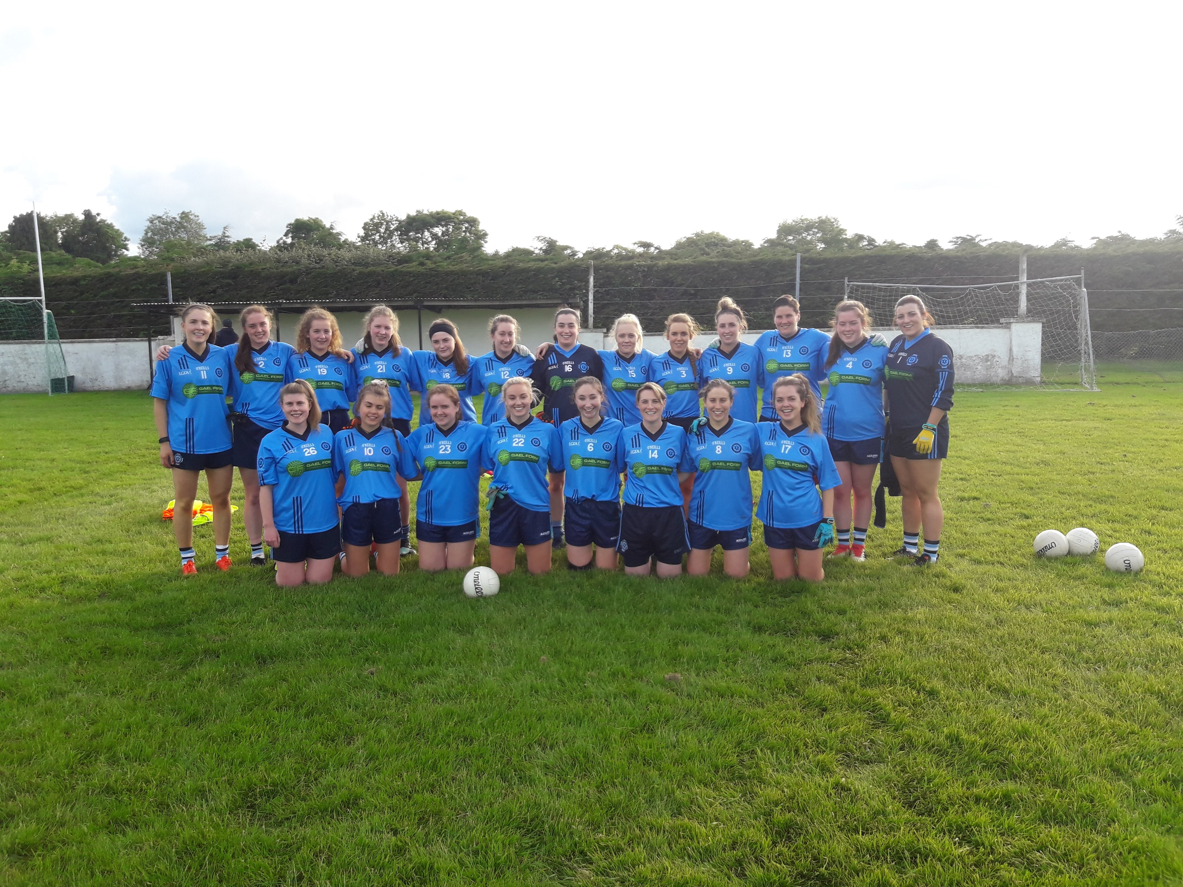 St Colmcilles A Defensive Strength And Rapid-fire Scoring Secures League Win Away To St Ultans A