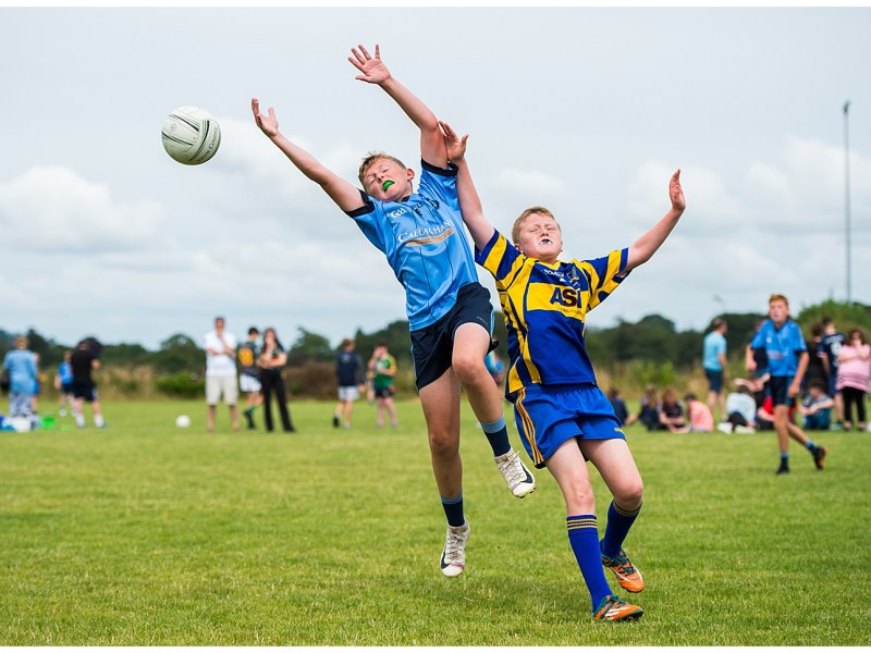 Heartbreak At Fr Tully Park – U12 Boys Summer League Final