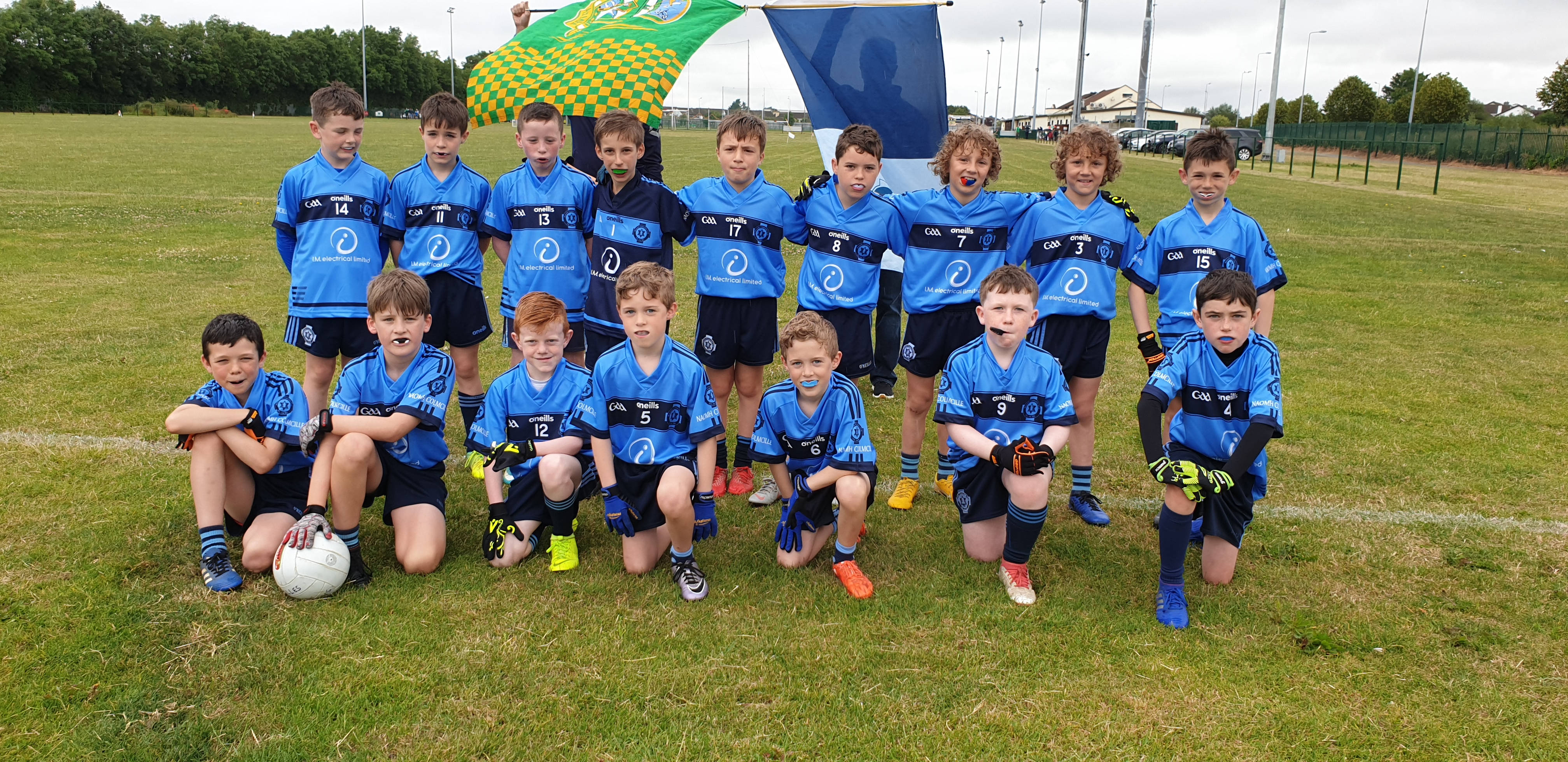 Community Games 2019, Eire Og Carlow