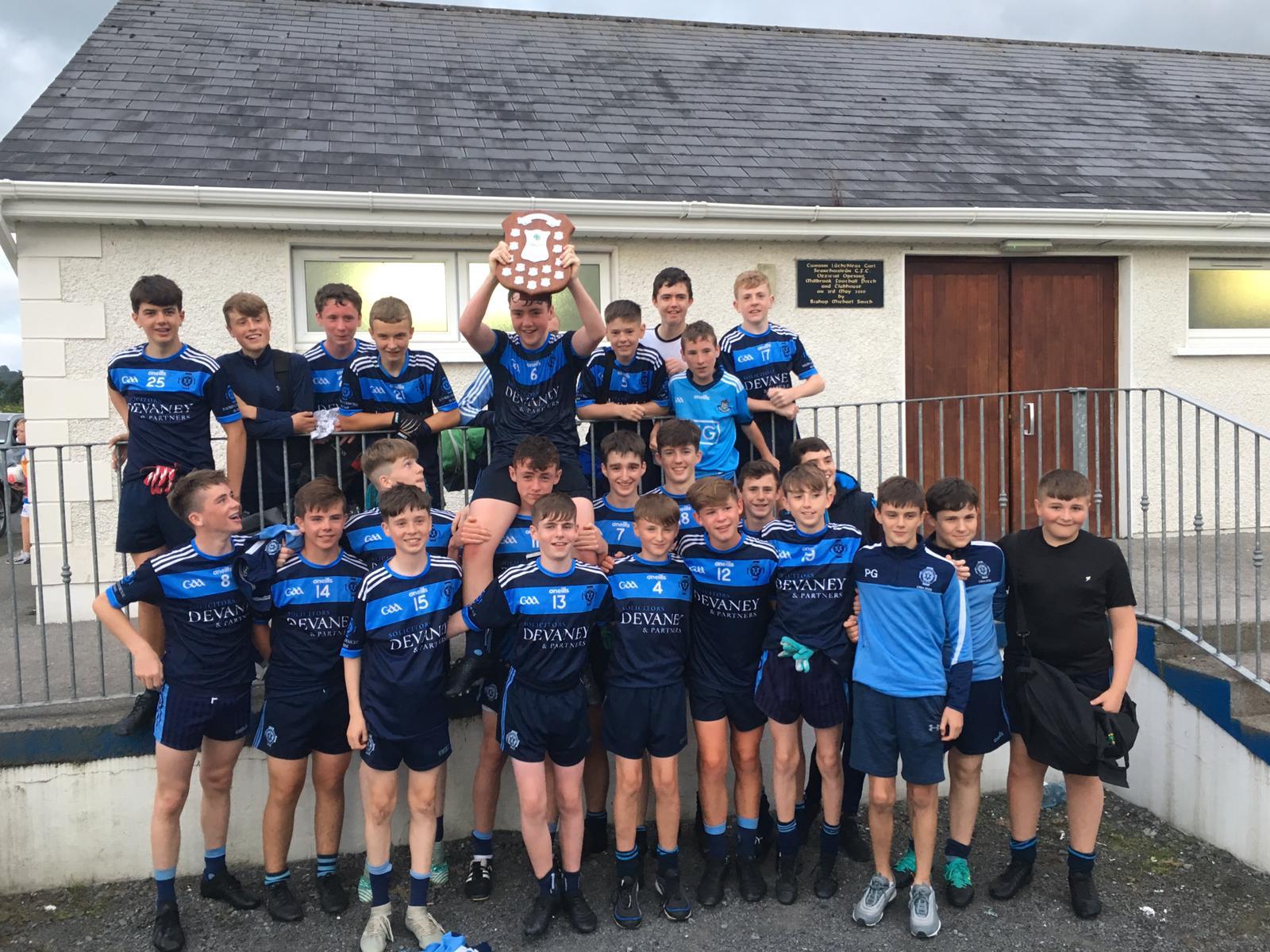 U14's Win Div 1 Summer League
