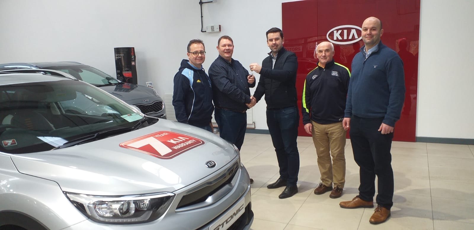 Car Draw Presentation – Jack Doran Motors