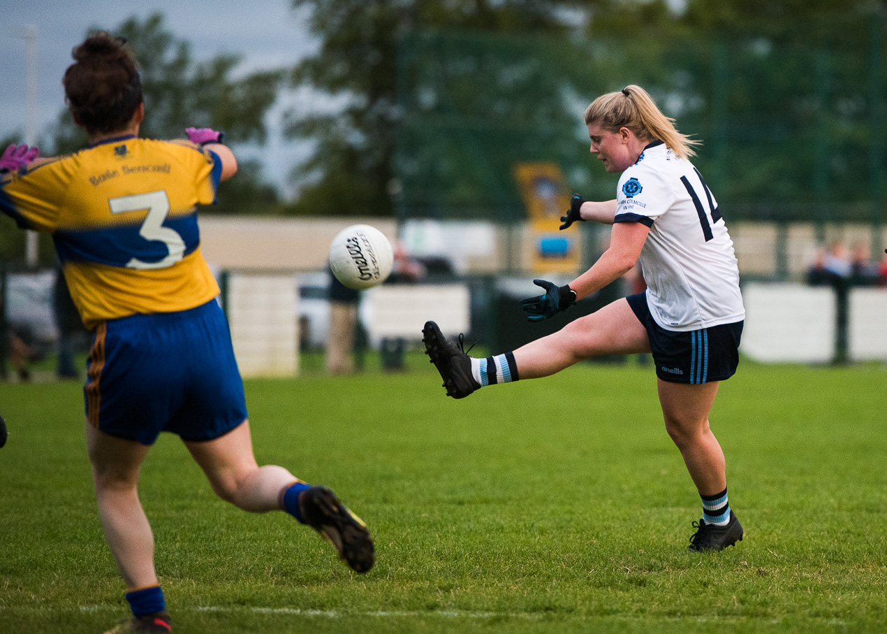 St Colmcilles Ladies Junior C Vs Seneschalstown