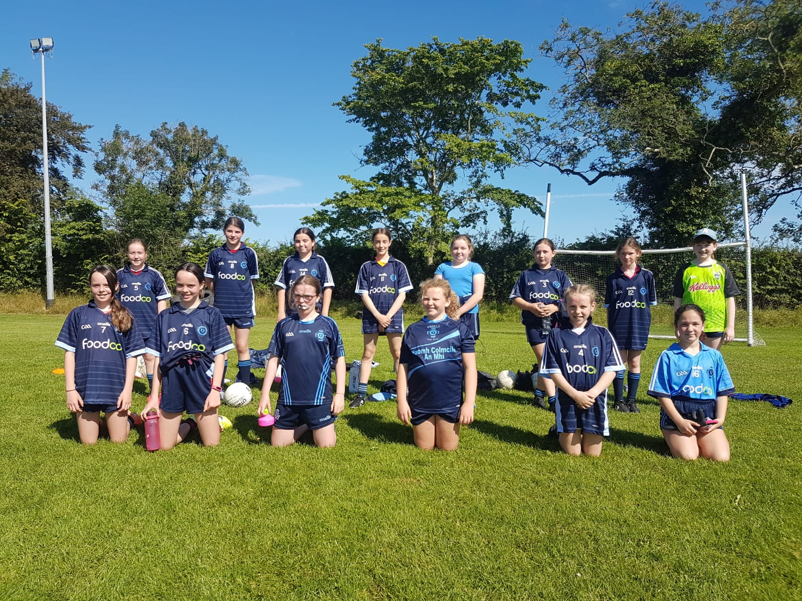 Under 12 Girls Have A Great Day Out In Ratoath