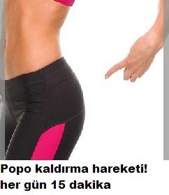 POPO KALDIRMA EGZERSİZİ