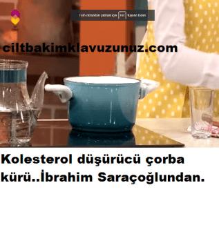 Kolesterol Düşürücü Mercimek Çorbası Tarifi