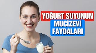 Yoğurt suyunun bu faydasını duyunca şaşıracaksınız