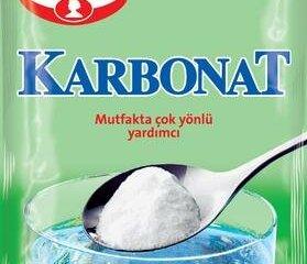 Karbonat ile neler yapabileceğinizi biliyor musunuz?