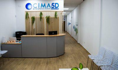 Recepción Cima 5D