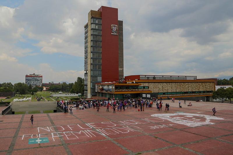 A tres meses del asesinato de Lesvy Berlín Rivera condenan silencio de autoridades de la UNAM