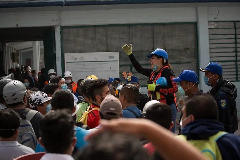 A 32 años, sismo de 7.1 sacude la Ciudad de México