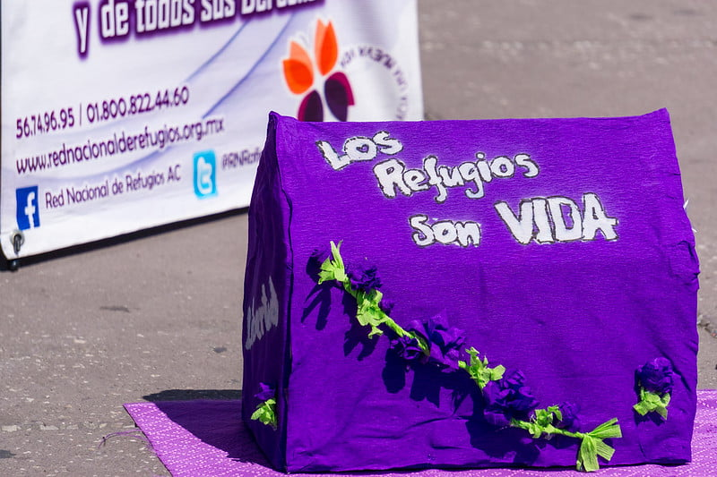 Red Nacional de Refugios pide reconsiderar Estrategia para atender mujeres víctimas de violencia