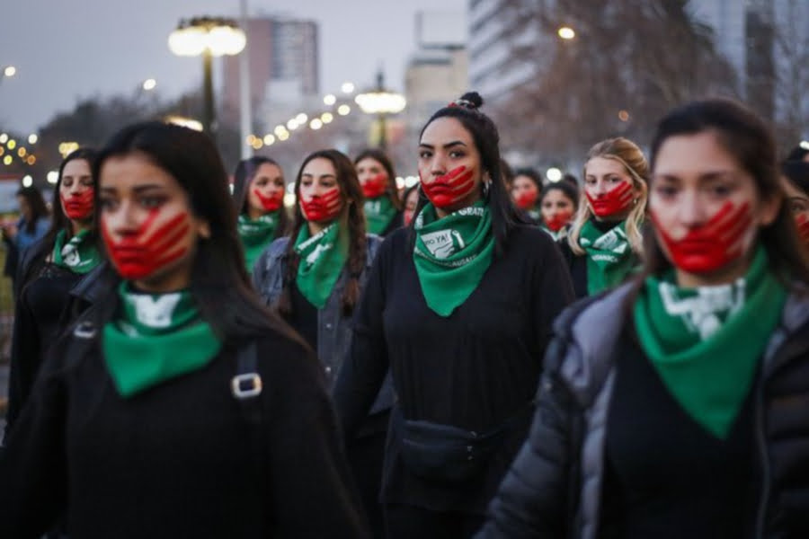 """Feministas en estado de rebeldía: """"Nos sumamos al paro del 21 de octubre"""""""