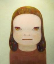 Yoshitomo Nara à la galerie Blum & Poe