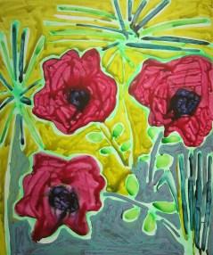 Katherine Bernhardt à la galerie Canada