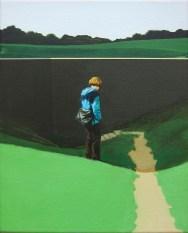 Tim Eitelà la galerie Eeigen + Art