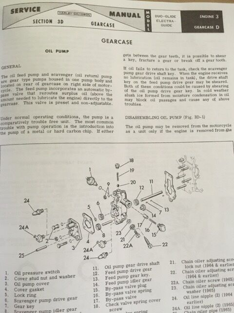 1966 flh cycle electric wiring diagrams