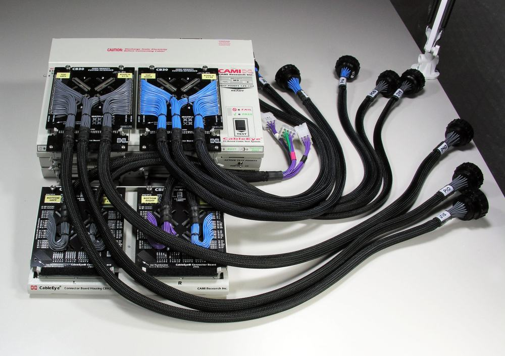 medium resolution of harness testing is it the same as cable testing