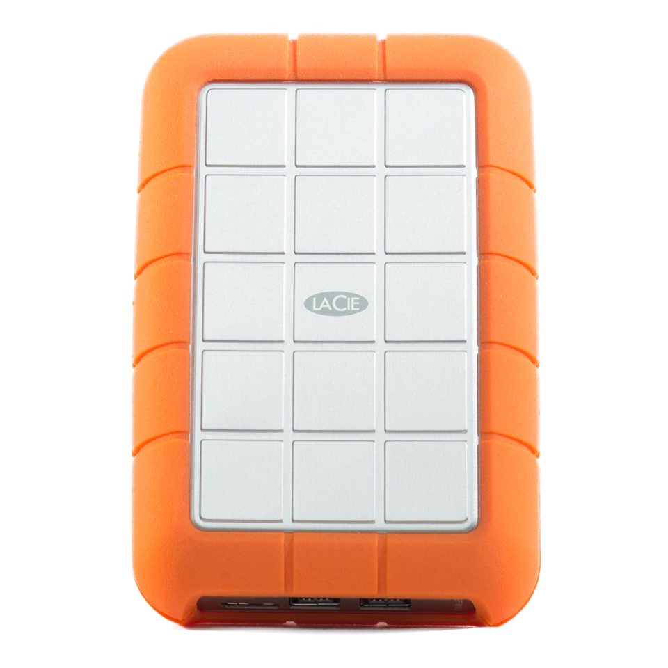 Clear Image Media Inc  LaCie Rugged by Neil Poulton