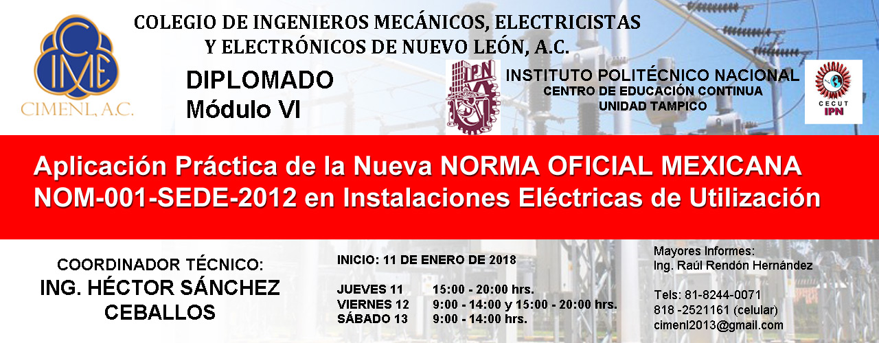 NOM-001-SEDE-2012_-MODULO-VI
