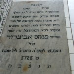 Pinhas Abisror Rabbi