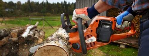 Partner chainsaw disassembly and assembly