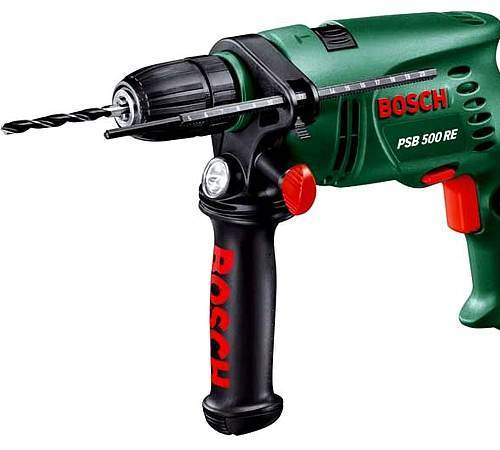 Dismantling the Hammer Drill Bosch Psb