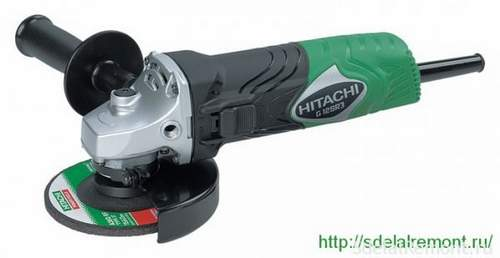 Hitachi Angle Grinder Bearing Replacement