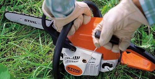 How To Put A Spring On A Stihl Starter