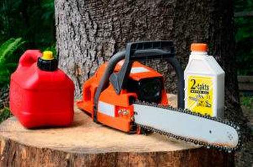 Proportions of Oil and Gasoline For Chainsaw Partner