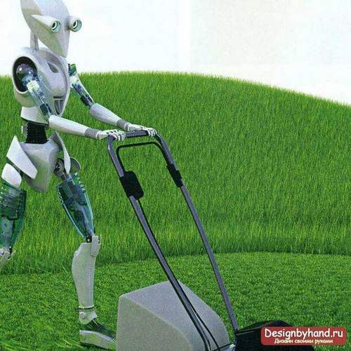 Robot Lawn Mower For Garden