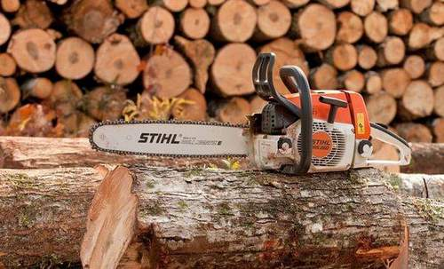 Stihl 250 Does Not Receive Oil