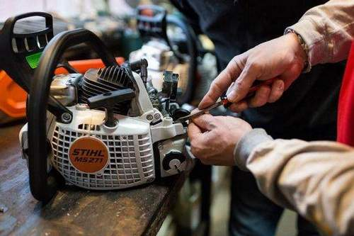 Stihl 250 Is Not Gaining Speed