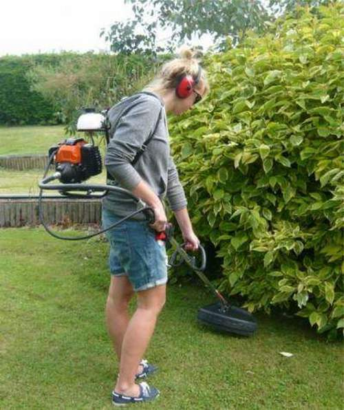 What To Do When Gas Trimmers Don't Start?