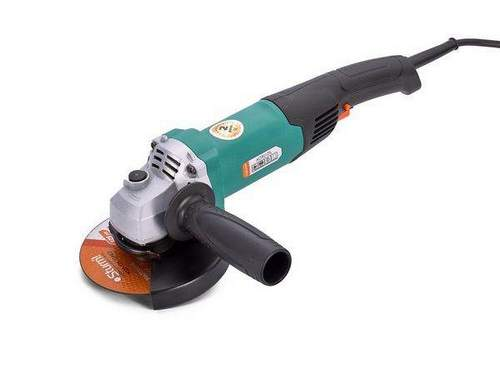 Work Protection With Angle Grinder