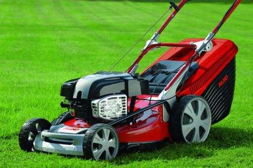 Petrol Lawn Mower Maintenance
