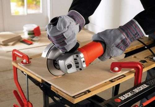how to cut ceramic tiles angle grinder