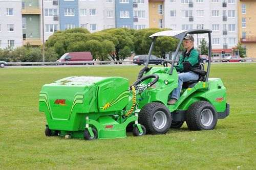 how to assemble a gasoline lawn mower
